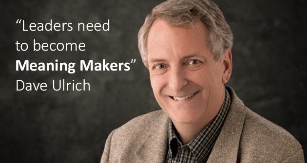 Dave Ulrich Menulis Lebih dari 20 Buku & 200 Artikel