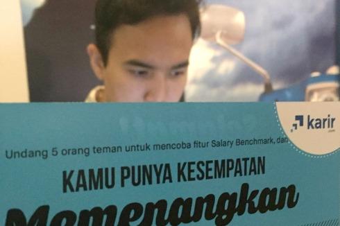 Ratusan Pelamar Penasaran dengan Gaji di Pasaran