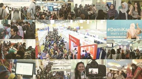 Kilas Balik Karir.com Expo 2015