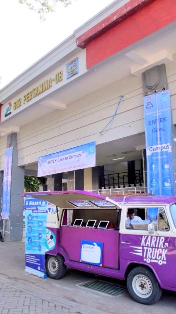 EGTC UNIBRAW Karir Truck