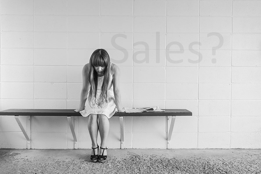 Sales Posisi yang Selalu Dipertahankan Perusahaan (s)