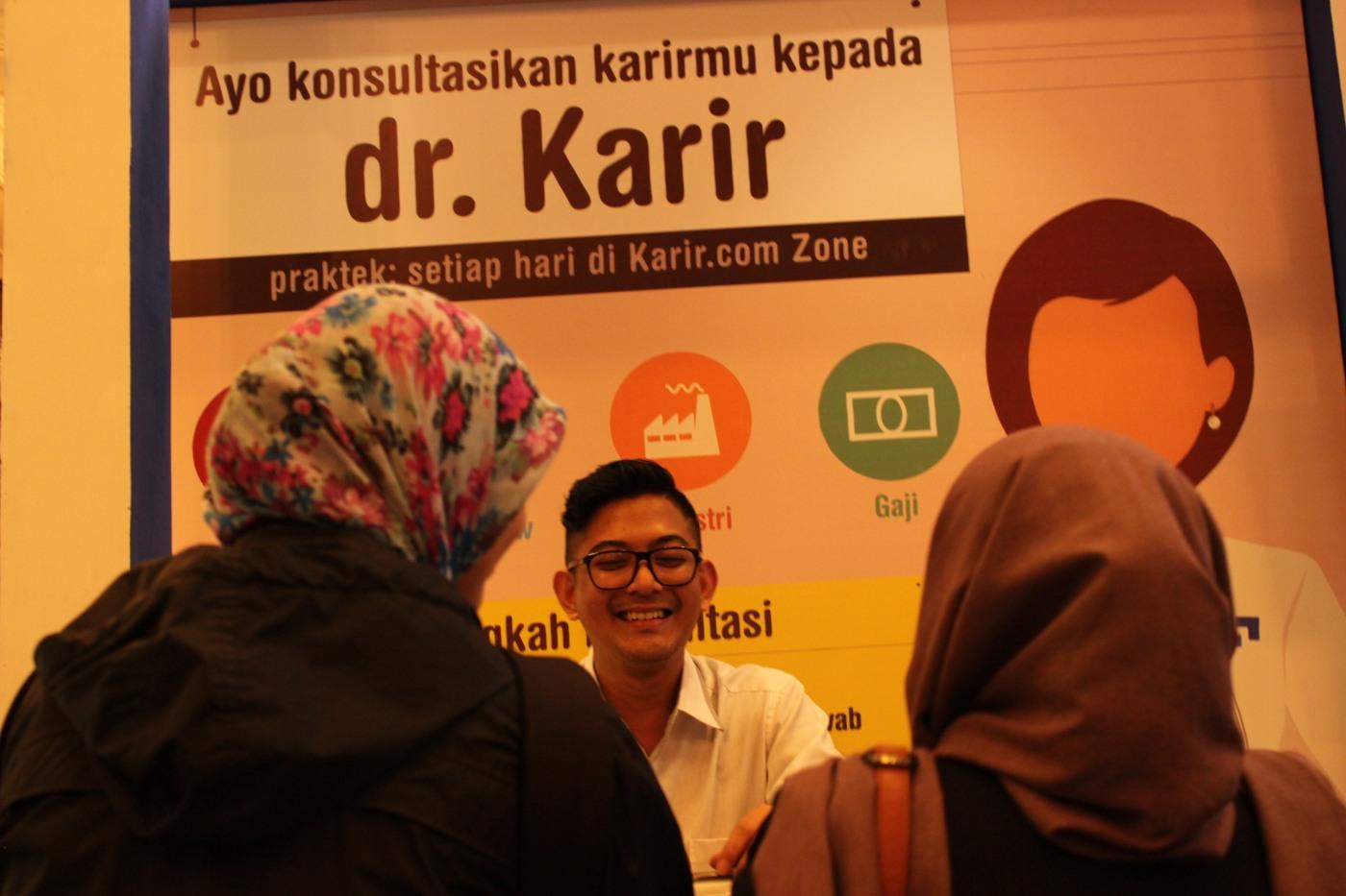 dokter karir