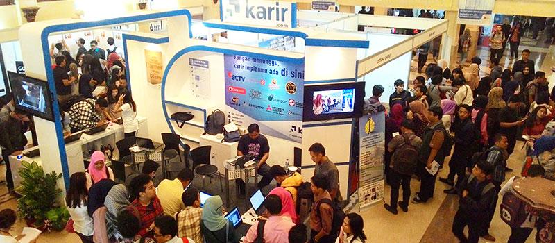 Karir.com Expo Bandung