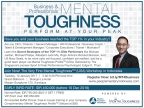 "Ikuti Seminar Pertama di Indonesia: ""Mental Toughness: The Secret of Your Peak Performance""  bersama Edgar Tham, Co-Founder dan Master Trainer dari Mental Toughness Research Institute (USA)"