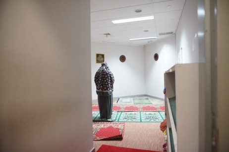 Praying room (Karir.com/Aulia Rahmi)