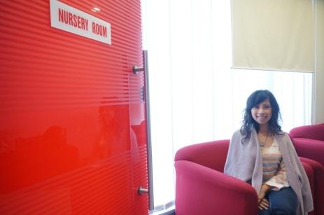 Nursery room (Karir.com/Aulia Rahmi)
