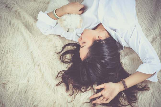 Jaga pola tidur
