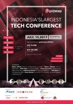 Kunjungi Event Teknologi Terbesar di Indonesia, GeekCamp 2017 di Senayan City