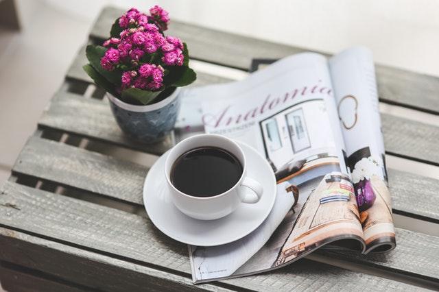 Terlalu sering minum kopi