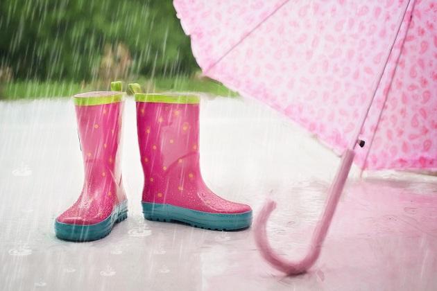 Selalu bawa perlengkapan saat musim hujan