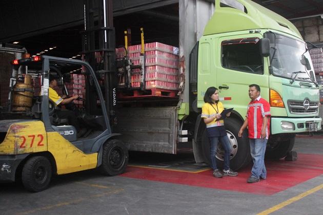 Sesilia, Perempuan Dinamis Dibalik Transportation Planner Coca-Cola Amatil Indonesia 1