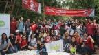 Serunya Program CSR Home Credit Indonesia Menjaga dan Melestarikan Sungai Ciliwung Sebagai Warisan Alam