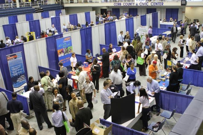Ingin Mendapatkan Pekerjaan Dari Job Fair? Lakukan 3 Langkah Ini!   Blog  Karir.com